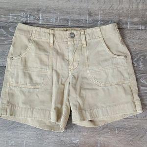 Sanctuary Khaki Shorts 24